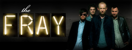 "My favori band! The Fray aka ""best band ever"" Same question to you."