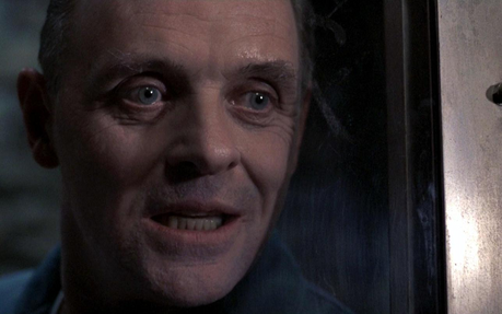 "Here is Sir Anthony Hopkins in the ""Silence of the lambs"", playing as Hannibal Lecter. One of the bes"