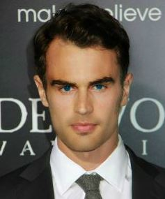 I think Theo James would have been a very sexy Christian Grey