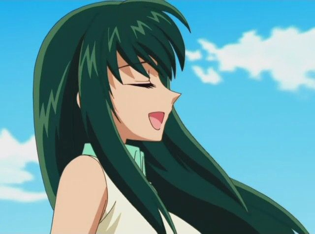 Anime Characters With Green Hair : Characters with green hair anime fanpop