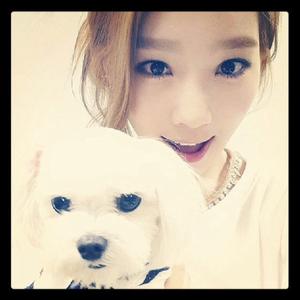 Taeyeon Selca :3
