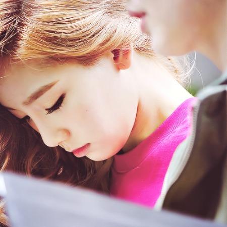 [i]Taeyeon Unnie.<3 Hope it's okay[/i]