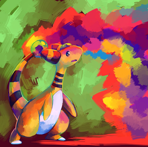 I was considering getting Ampharos for my team but I don't know if I could use it in Nationals and Re