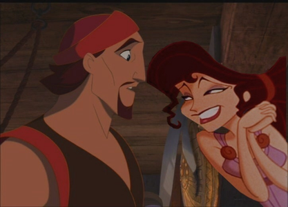 Sinbad and Megara