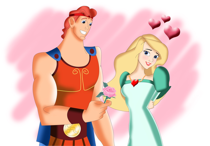 Hercules and Odette