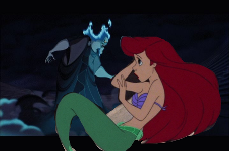 Hades and Ariel