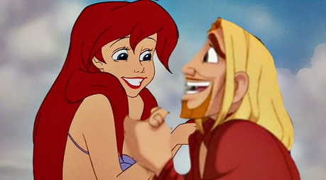Ariel and Miguel!