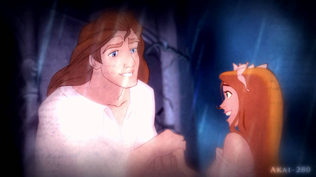 Giselle and Prince Adam