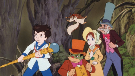 Little Nemo: The Adventures Of Slumberland