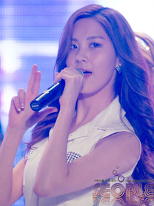 Seohyun गाना I command a picture of your 4th favourite member from The Boys era