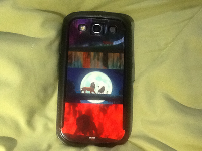 Here's my phone case that I customized myself,from www.skinit.com