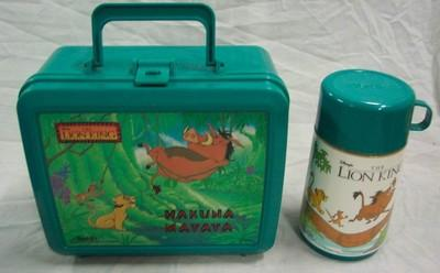 My old lunch box in 5th grade in 94-95'. :)