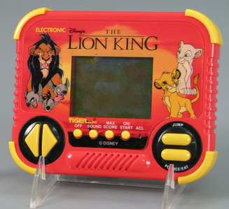 A handheld TLK game. I never had but wanted as a kid.