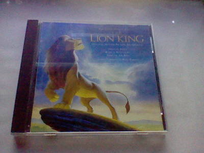 My TLK cd soundtrack :)