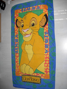 A cool TLK towel :)