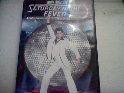 My SNF movie on DVD. The 30th anniversary and Rated R.
