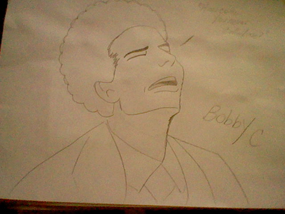 My Bobby C drawing :)