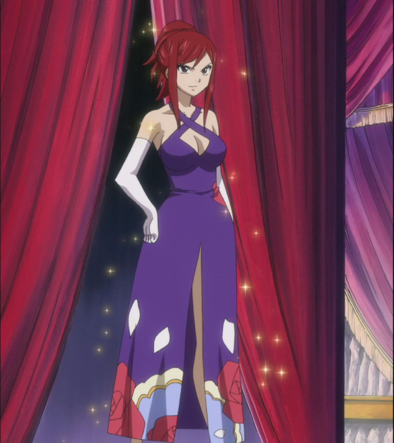 Anime Ballroom Dance - Anime