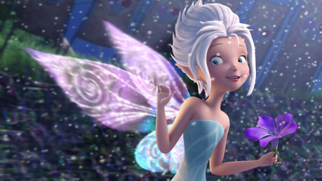 ngày 15: yêu thích WINTER FAIRY! Periwinkle! She's just so freaking adorable!! XD