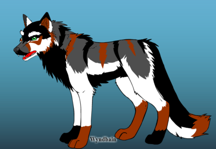 name: samson age:8 gender:male alpha/omega/beta/delta/alpha appearnce:((pic)) personality: brave