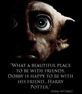 Harry Potter شبیہ (Dobby)