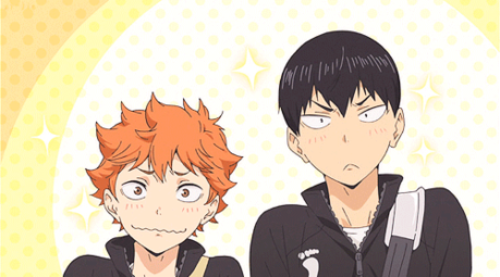 Since my পছন্দ was posted, here's my other OTP :3 KageHina ❤