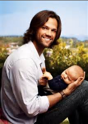 ((hehe he is loved)) we know he is awesome brother..but daddy??!