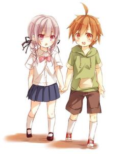 I'll join! I'll go with Kirigiri! Post a quiet character!