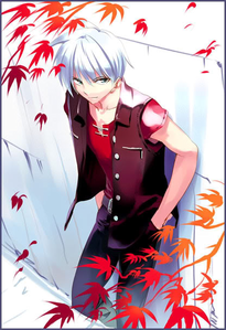 Name: Zetsu Kagamine Magic ability: Darkness Demon Slayer Age: 18 Crush: Lucy BFFs: Natsu