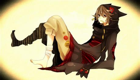 ((I'm going to make a character like Ruvick, so yay :3)) [b]Name:[/b] Banette [b]Gender:[/b] Male