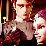 2. Your preferito non-Disney cartoon {Star Wars: The Clone Wars}