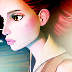 4. Character te identify with/relate to from a cartoon {Padmé Amidala ;P}