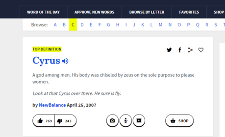 (Urban dictionary being correct once again.)