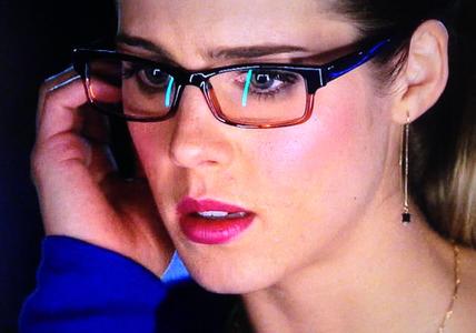 Felicity :) Next: Sara as Black Canary