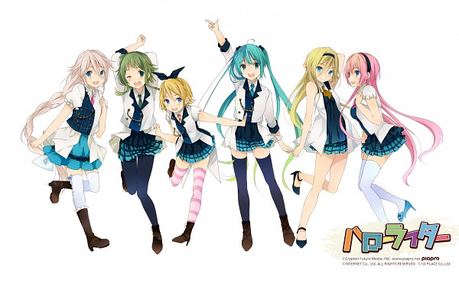 Nomination 2: Hello Laughter by Rin, Miku, Gumi, IA, Luka and Lily