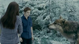 mine...Edward,Bella and my fave wolf,Seth