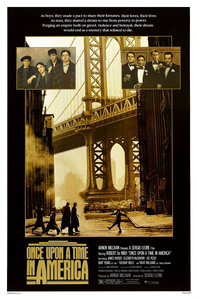 "{ROUND 16 // P} Ennio Morricone's Theme => ""Once upon a time in America"" OST // mark5"
