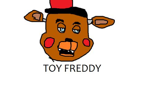 Toy Freddy.