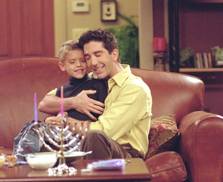 Here they are :) Next: Ross and Rachel in Vegas