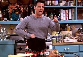 Next: Chandler's Dad