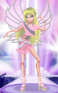 This Character isn't Me, But this can also be a friend.