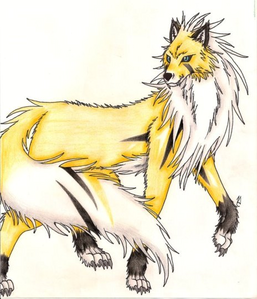 And dog form
