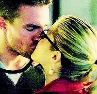 My Oliver and Felicity spot look icone suggestion: