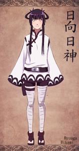 Name: Hikami Hyuuga Age: 16 Gender: Female Kekkei Genkai: Appearance: (Pic) Personality: Mann