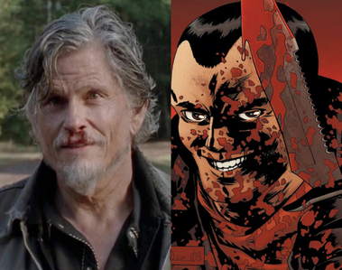 favorito villain? TV Series - Joe Comic - Negan