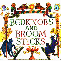 R5 - শিরোনাম Card - Bedknobs and Broomsticks