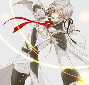 Ferid Bathory from Seraph of the end. A bad-ass cool Vampire!!
