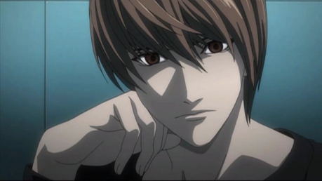 Light Yagami from Death Note (bad)
