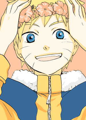 A good character~ Naruto Uzumaki from Naruto/Shippuden <3