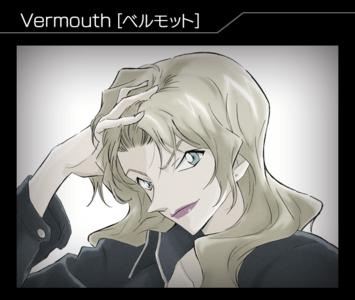 vermute - Detective Conan (Bad)